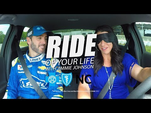 Ride of Your Life 2.0 with Jimmie Johnson + Wendy Venturini