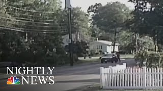 Massachusetts Jogger Attacked In Broad Daylight Speaks Out | NBC Nightly News