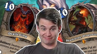 (Hearthstone) Double Dragons