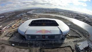 Redbulls arena ,Harrison NJ