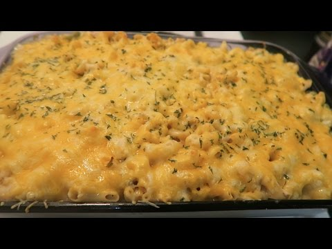 HOW I MAKE TUNA CASSEROLE  |REQUSTED VIDEO