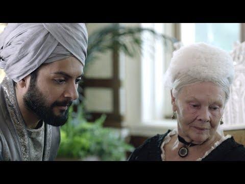 """Vittoria e Abdul - Scena del film """"Il mango"""""""