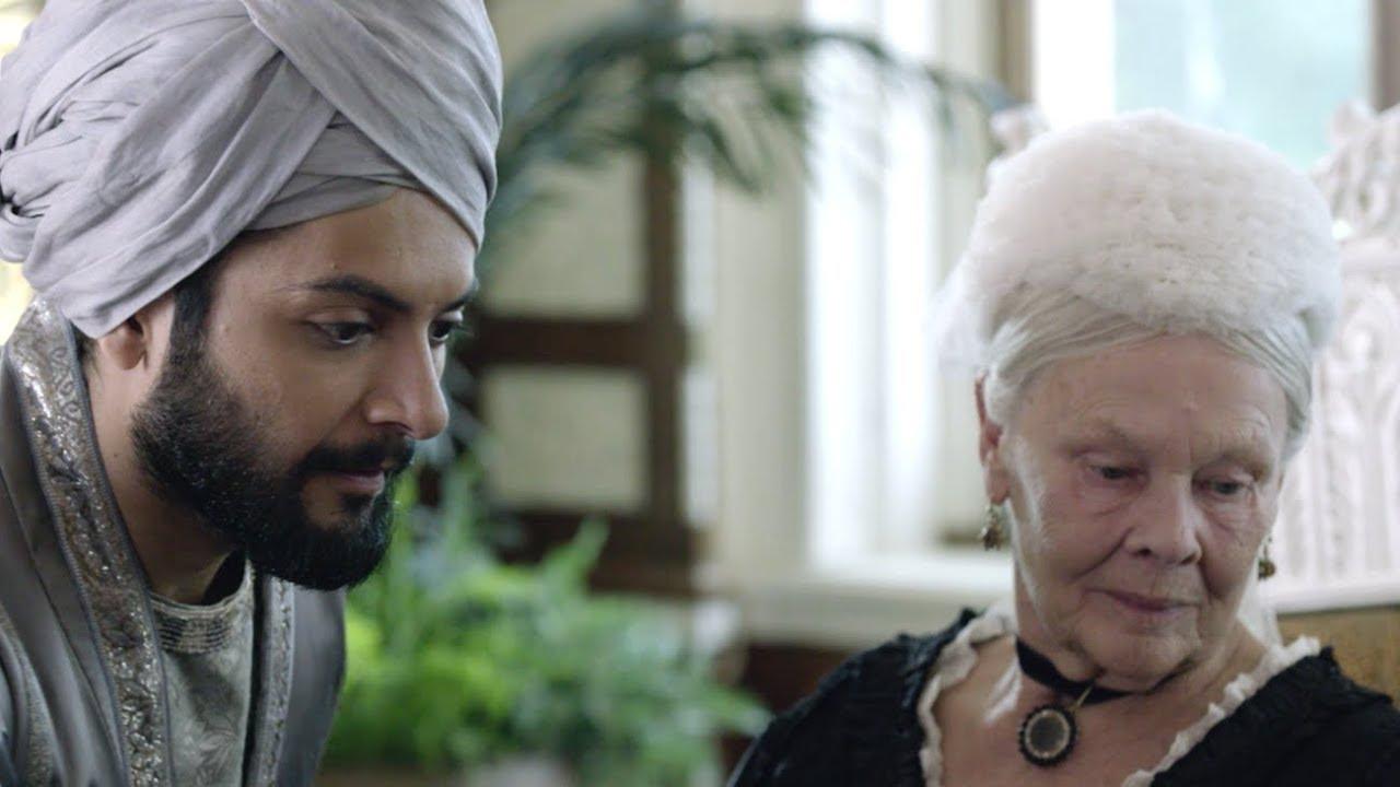 Vittoria E Abdul Scena Del Film Il Mango Youtube