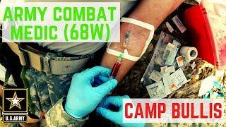 ARMY COMBAT MEDIC 68W