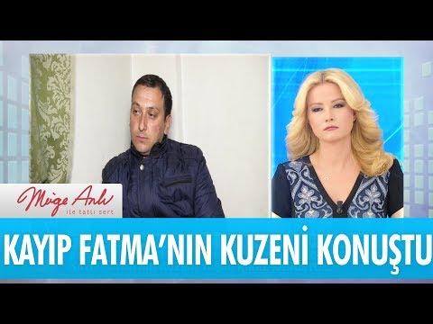 Fatma Uyanık'ın kuzeni Yaşar Kiraz konuştu - Müge Anlı İle Tatlı Sert  21 Kasım