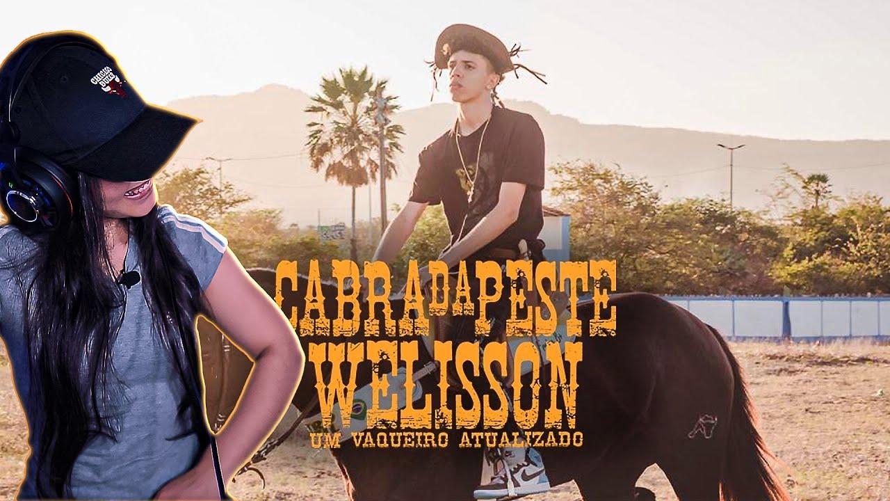 Download WELISSON - Cabra da Peste [REACT da MAH]
