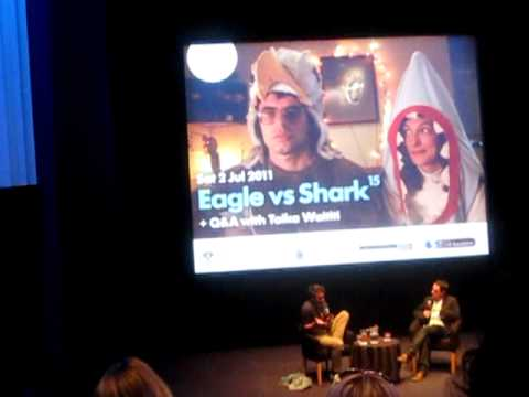 Q&A with Taika Waititi at the New Zealand Film Festival at The Barbican Centre, London