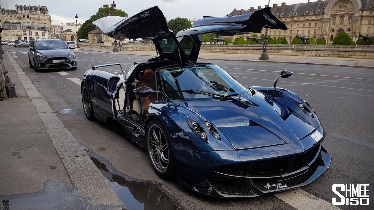 focus rs adventure to find the one off huayra pearl youtube. Black Bedroom Furniture Sets. Home Design Ideas