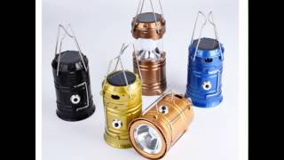 Video Multifunctional Portable Collapsible Retractable Rechargeable LED Solar Camping Lamps Lanterns Light download MP3, 3GP, MP4, WEBM, AVI, FLV Oktober 2017