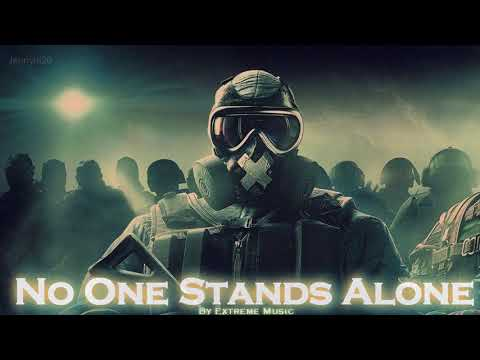 EPIC ROCK | ''No One Stands Alone'' by Extreme Music (feat. Dan Murphy)