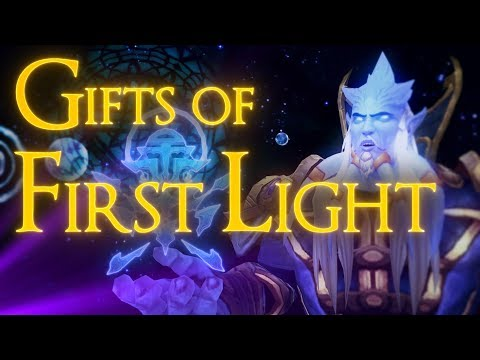 History of the Eredar Part 1: Gifts of First Light