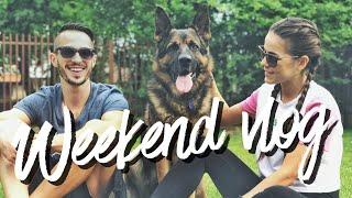 Weekend Vlog - Премиера, тренировка и Hell's Kitchen