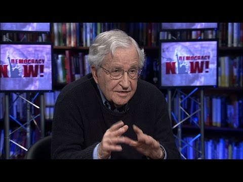 Noam Chomsky on Black Lives Matter: Why Won't U.S. Own Up to History of Slavery & Racism?