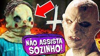 DUVIDO Você assistir esses filmes SOZINHO! 😱👻 - Halloween