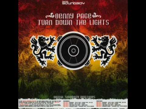 01. Benny Page - Rub a Dub
