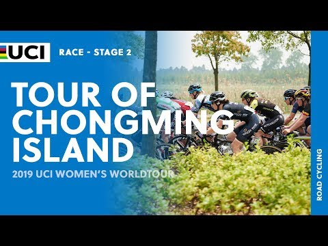 2019 UCI Women's WorldTour – Tour of Chongming Island – Highlights Stage 2