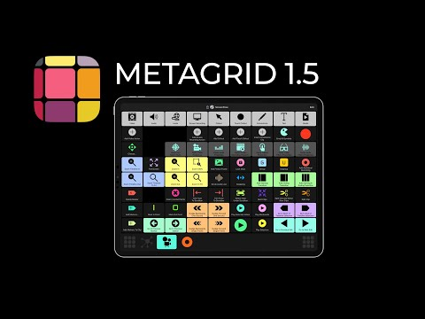 Metagrid 1.5 - What's New