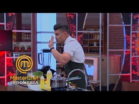 MASTERCHEF INDONESIA - Unik ! Chef Bule Pilih Menu Pecel Lele | Gallery 8 | 7 April 2019