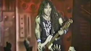 """""""Man On The Edge"""" - Iron Maiden Live 1996."""
