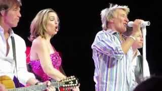 "Rod Stewart, ""Maggie May"", Las Vegas, May 16, 2014"