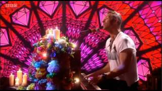 Coldplay - Everglow (Graham Norton Show) 11-11-2016