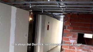 Sistema Durlock y Revoque Seco: Obra EG9 (Mar del Plata)