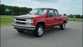 Davis AutoSports 1996 Chevy Pick Up 1500 / 28k Miles / For sale