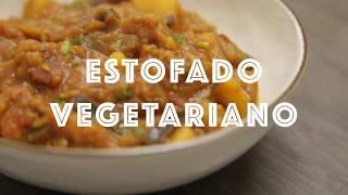 Estofado vegano| Delicioso, muy fácil y rápido