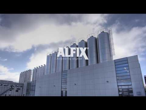 FACADESYSTEM - Alfix DuraTherm - Mineraluld