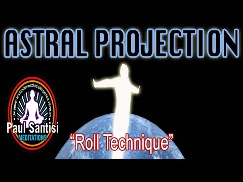 TERRIFIC Astral Projection OOBE Guided Meditation BINAURAL B