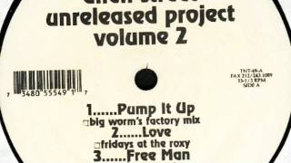The Allen Street Unreleased Project Volume 2 - Feel The Melody (Original Klubheah Mix)
