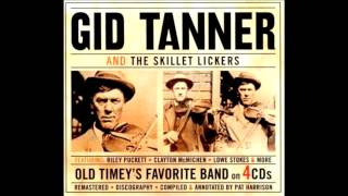 Ida Red - Gid Tanner & His Skillet Lickers