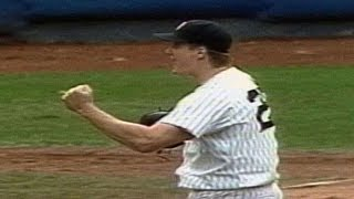 One-handed pitcher Jim Abbott's amazing no-hitter