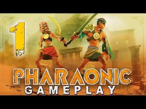 Pharaonic (HD) PC Gameplay (Part 1)