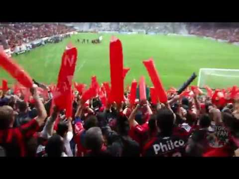 ATLETIBA Arena da Baixada 2016 3x0 FULL HD