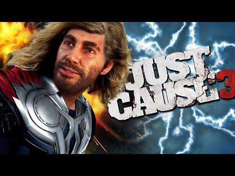 Just Cause 3 - Raiozão GROSSO!