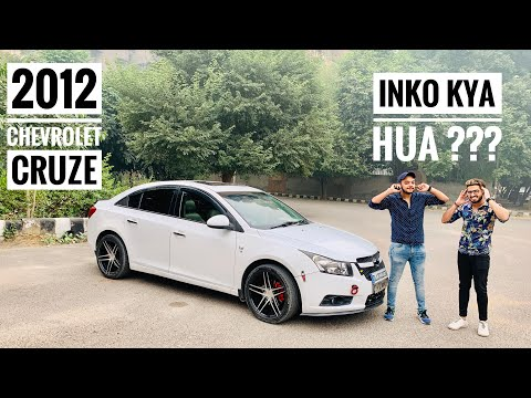 Modified Chevrolet Cruze In Mint Condition | Chevrolet Cruze With Audio Upgrade | Musafir Aka Joshi