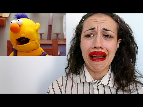 REACTING TO 'DON'T HUG ME I'M SCARED'