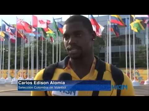 Abandonados se sienten los jugadores de Selección Colombia de Voleibol en Toronto