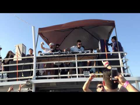 YACHT PARTY with SKRILLEX | 3/21/13 (HQ)