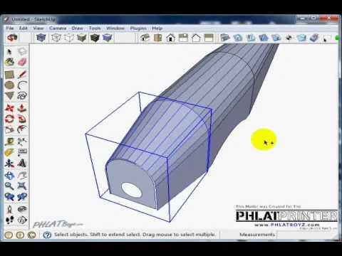 google sketchup house tutorial pdf