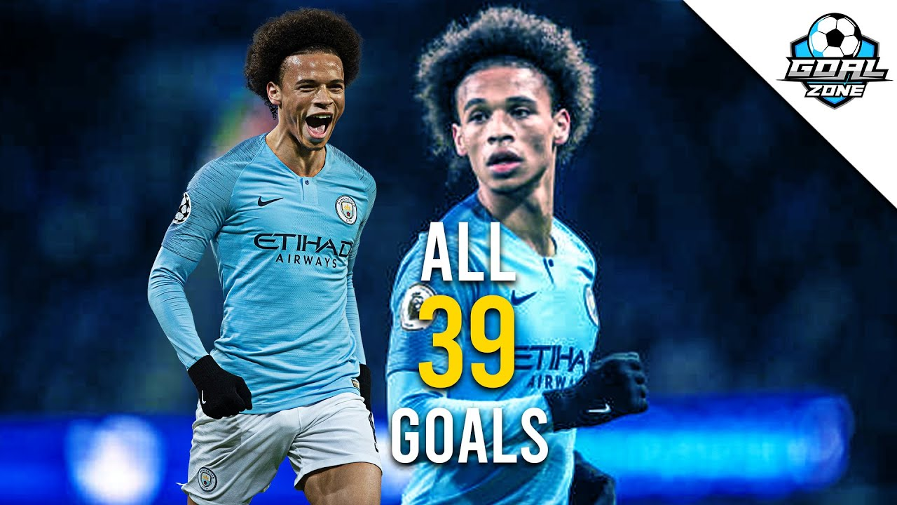 Download Leroy Sane - Welcome to Bayern Munich - All 39 Goals for Manchester City