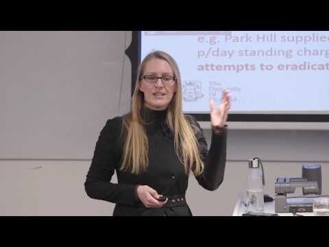 'Housing Retrofit: Necessity & Avoiding Unintended Consequences' Talk by Dr Sofie Pelsmakers