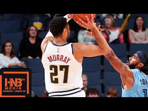 Denver Nuggets vs Memphis Grizzlies Full Game Highlights | 11.07.2018, NBA Season