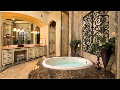 Awesome Mediterranean Bathroom Decors