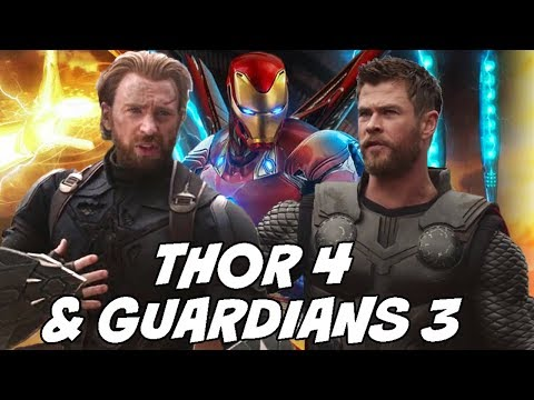 Play Guardians of The Galaxy 3 and Thor 4 New Details Explained Avengers Infinity War