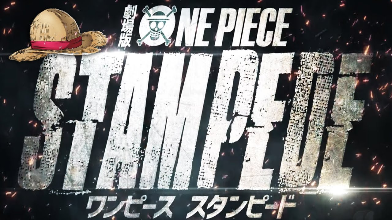 New One Piece Movie 14 Stampede Coming August 2019 The Giant Metal Monster Youtube One Piece Movies One Piece Anime One Piece