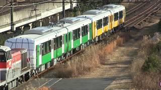 静岡鉄道A3000形 第3・4編成 甲種輸送