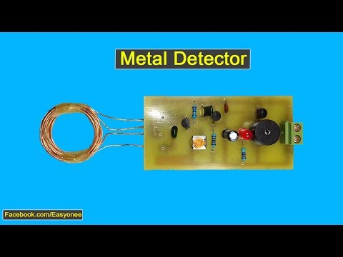 How to Make a Metal Detector at Home | diy