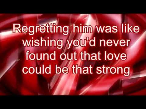 Taylor Swift- Red (Lyrics)
